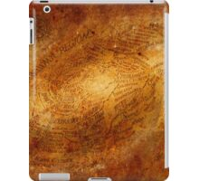Antique Map of the Galaxy iPad Case/Skin