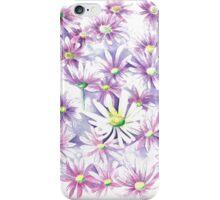 Purple Daisies iPhone Case/Skin