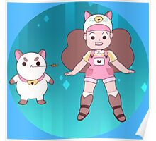 Bee and Puppycat Poster