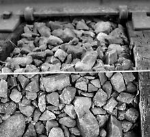 Rocks and a Hard Place by Robert McMahan