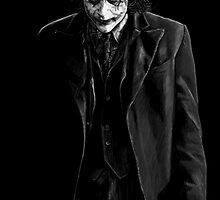 The Joker by pettitad