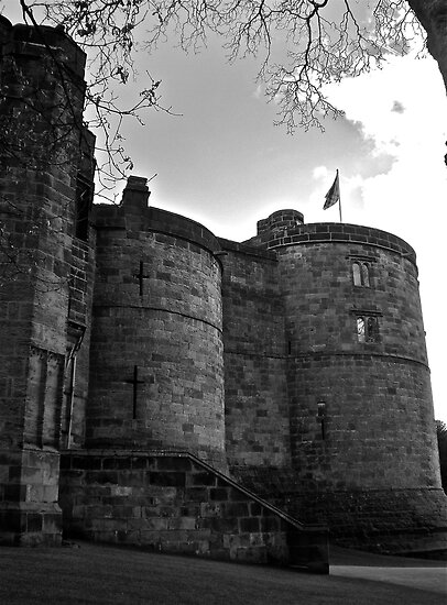Skipton Castle by Hughsey