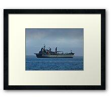 HMAS Sirius (0 266) Framed Print