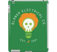 Blanka Electrical Co. iPad Case/Skin