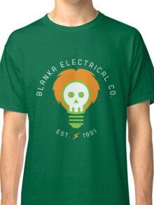 Blanka Electrical Co. Classic T-Shirt