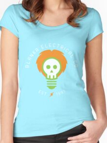 Blanka Electrical Co. Women's Fitted Scoop T-Shirt
