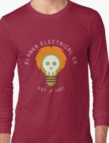 Blanka Electrical Co. Long Sleeve T-Shirt