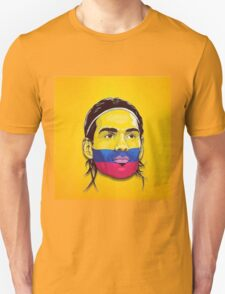 Falcao Colombia Unisex T-Shirt