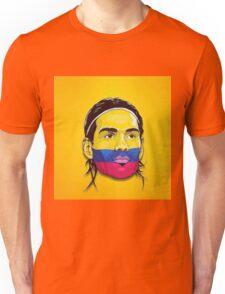 Falcao Colombia Unisex T-Shirt