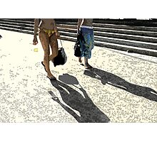 bondi shadowmaker Photographic Print