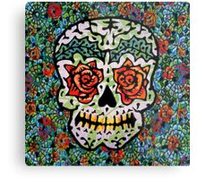 'Sweet Sugar Skull #1 Metal Print