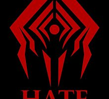 Warframe - Stalker Sigil - Hate by virgate