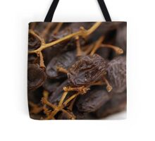 Dried Muscatels Tote Bag