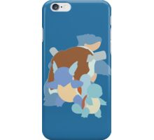Squirtle Evolution iPhone Case/Skin