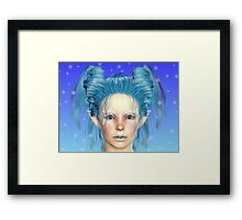 Flurry  Framed Print