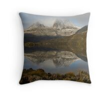 Definitive Cradle Mountain Throw Pillow