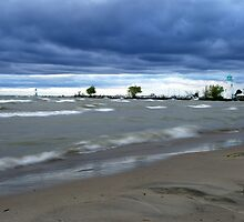Storm in Port Dalhousie by fallsguy