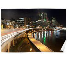 Riverside Expressway Poster