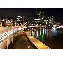 Riverside Expressway Photographic Print