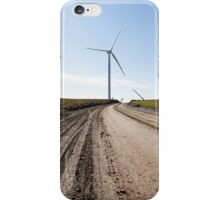 wind mill iPhone Case/Skin
