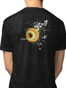 surf-chick floral Tri-blend T-Shirt
