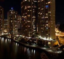 Brisbane CBD Panorama  by Newsworthy