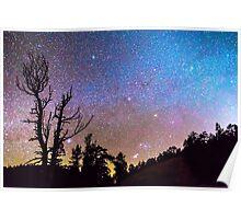 Celestial Universe Poster