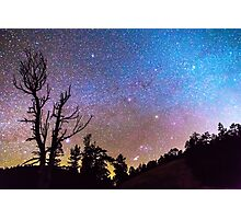 Celestial Universe Photographic Print