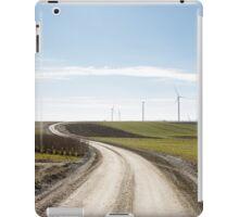 wind mill iPad Case/Skin