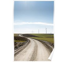 wind mill Poster