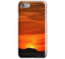 Sunset | Miller Place, New York  iPhone Case/Skin