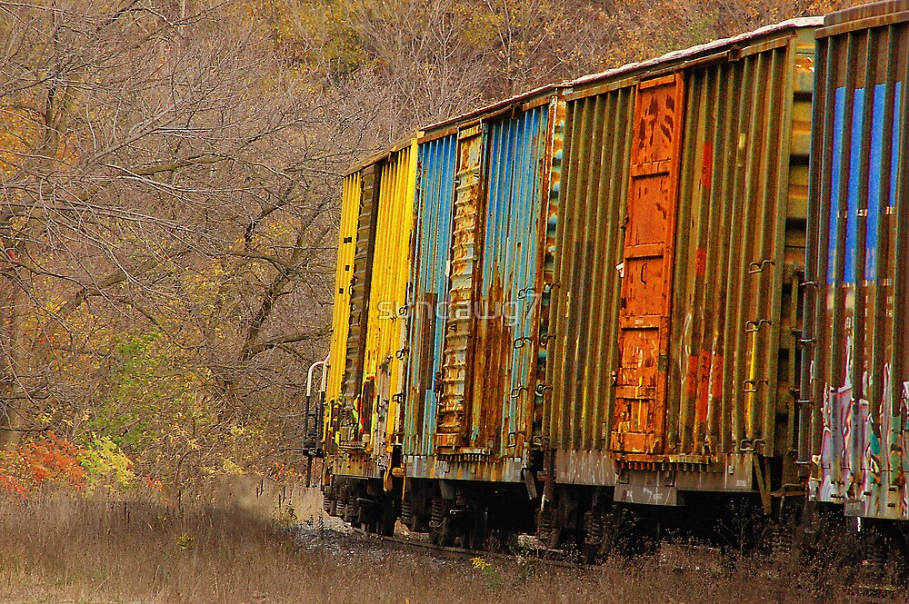 Deco Box Cars by sundawg7