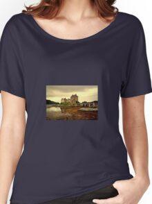 Eilean Donan Castle Women's Relaxed Fit T-Shirt