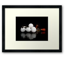 Needful Things Framed Print