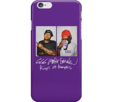 666 Mafia for Supreme Purple Media Cases, Pillows, and More. iPhone Case/Skin