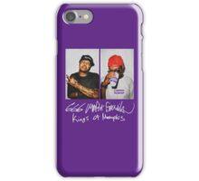 666 Mafia for Supreme Purple Media Cases, Pillows, and More. iPhone Case/Skin