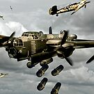 Flying Bomber by Steven  Agius