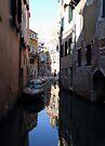 Reflecting, Venice by John Douglas
