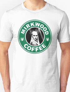 Mirkwood Coffee Unisex T-Shirt