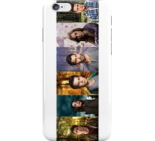 Teen Wolf Cast Into The Woods iPhone Case/Skin