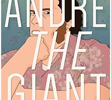 Andre The Giant by crispdesigns