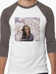 Lydia Martin Into The Woods Men's Baseball ¾ T-Shirt
