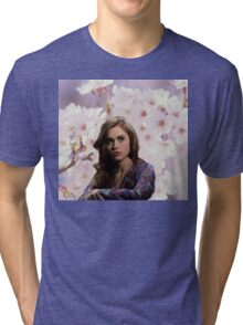 Lydia Martin Into The Woods Tri-blend T-Shirt