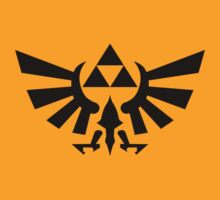 Triforce by drtees