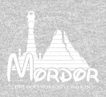 Disney Mordor Kids Clothes
