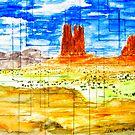 Windows on the Desert  by BenPotter