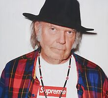 Neil Young for Supreme Media Cases, Pillows, and More. by premebitch