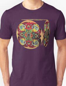 Stain Glass B Unisex T-Shirt