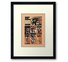 Electric Body - Page 5 Framed Print