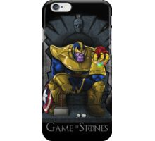 Game of Stones iPhone Case/Skin